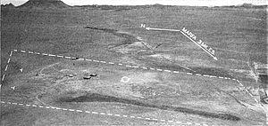 Marfa Airport (original) - Marfa Airport, Texas, 1938