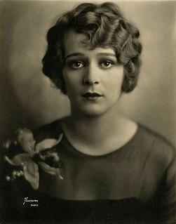 Marguerite De La Motte American actress