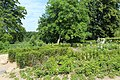 Maribo, garden nearby the cathedral.JPG
