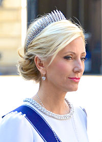 Marie-Chantal, Crown Pri... グリクシンブルグ家 マリー=シャンタル(