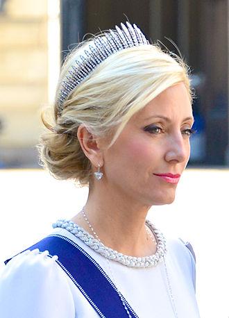 Marie-Chantal, Crown Princess of Greece - Image: Marie Chantal, Crown Princess of Greece