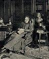 Marie von Ebner-Eschenbach in ihrem Heim, 1901.jpg