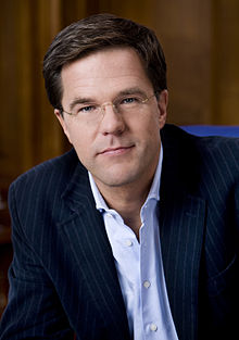 Image illustrative de l'article Mark Rutte
