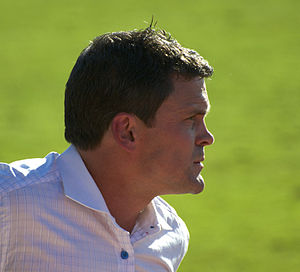 Mark Watson (Canadian soccer) - Coaching the Earthquakes in 2013