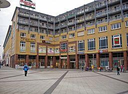 Marktplatz in Brackenheim