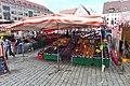 Marktstände, Hauptmarkt, Nürnberg, 2014 (01).JPG