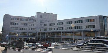 Vantaan kaupunginkirjasto – Wikipedia