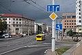 Maskoŭskaja street (Minsk, Belarus) — Вуліца Маскоўская (Мінск, Беларусь) — Улица Московская (Минск, Беларусь) 7.jpg