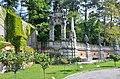 Massandra Palace Park, decorative terrace, Massandra, Crimea, Russia.jpg