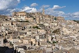 matera italien landkarte Matera – Wikipedia