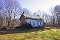 Maternal Ancestral Home of President Martin Van Buren, c1760, Valatie, NY.jpg