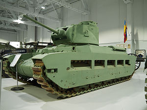 Matilda II Base Borden Military Museum 2.jpg