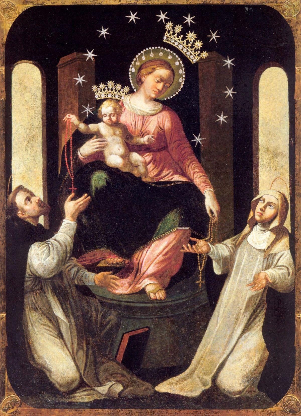 Supplica alla Madonna di Pompei - Wikipedia