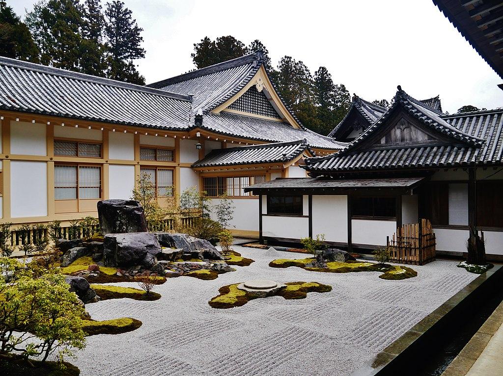 Matsushima Zuigan-ji Garten 1