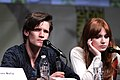 Matt Smith & Karen Gillan (7606550486).jpg