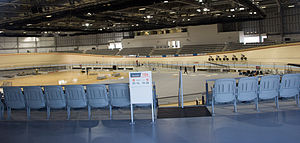 Mattamy National Cycling Centre - Image: Mattamy National Cycling Centre 2015 01 13 007