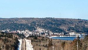 Mattawa, Ontario - Image: Mattawa ON