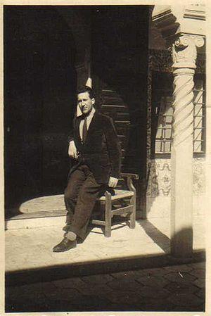 Maurice Boitel - Maurice Boitel in 1946