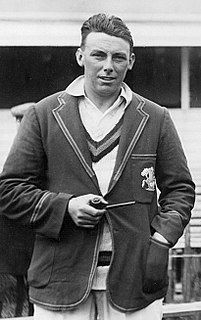 Maurice Tate English cricketer