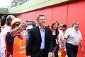 Mauricio Macri inauguró el paso bajo nivel Manuela Pedraza (6521902183).jpg