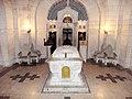 Mausoleul Mărășești Sarcofagul generalului Eremia Grigorescu.jpg