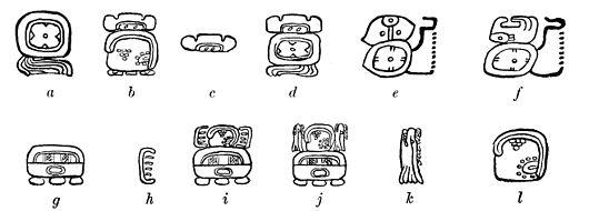 Mayan Math Exercises