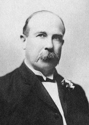 Alexander Bethune - Image: Mayor A Bethune