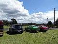 Mazda 3 MPS, Mazda RX3 & Holden Torana (44659072695).jpg
