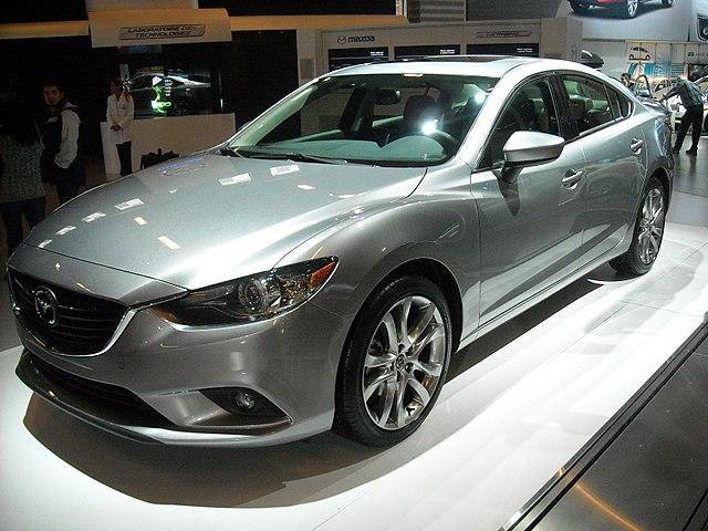 http://upload.wikimedia.org/wikipedia/commons/thumb/c/cd/Mazda_6_2013_MIAS.JPG/640px-Mazda_6_2013_MIAS.JPG