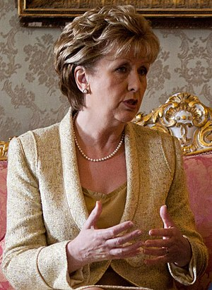 Mary McAleese - Image: Mc Aleese