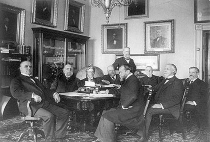McKinley cabinet