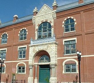 McPherson, Kansas - McPherson Opera House (2004)