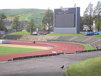 Meadowbank Stadium - Meadowbank Stadium