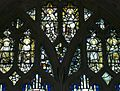 Medieval glass, Weobley.JPG