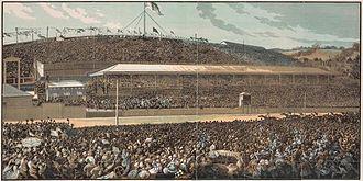 Melbourne Cup - Image: Melbourne cup 1881