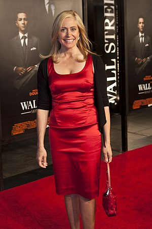 Melissa Francis - Melissa Francis at the Wall Street: Money Never Sleeps premiere in 2010