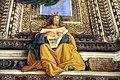 Melozzo da forlì, angeli coi simboli della passione e profeti, 1477 ca., profeta david 01.jpg