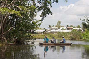 Mennonites in Belize - Mennonites on New River, Belize