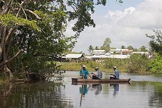Mennonites in Belize - Mennonites on New River, Belize