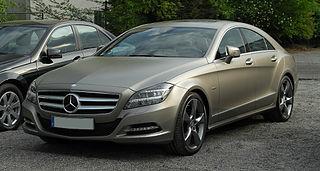 Mercedes-Benz CLS-Class (C218) Motor vehicle
