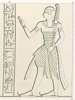 Ancient Egyptian prince, High Pries of Ra