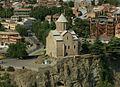 Metekhi church, Tbilisi (Photo A. Muhranoff, 2011).jpg