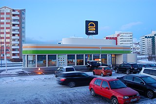 Metro (restaurant chain) Icelandic fast food chain which replaces McDonalds in 2009