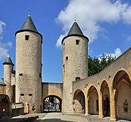 Metz Porte des Allemands R01