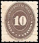 Mexico 1887 10c Sc205 unused.jpg