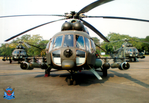 Mi-171Sh helicopter used by Bangladesh Air Force (32).png