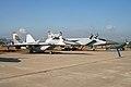 MiG-29SMT, MiG-31BM and MiG-3 at Zhukovsky 2012 (8582799606).jpg