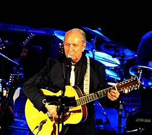 Michael Nesmith - Nesmith performing at the Somerville Theatre, Somerville, Massachusetts, April 13, 2013