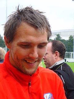 Michael Silberbauer Danish association football manager and player