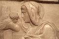 Michelangelo, madonna della scala, 1491 ca, 07.JPG